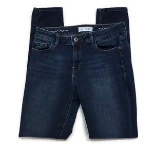 DL1961 Florence Instasculpt skinny jeans- Warner